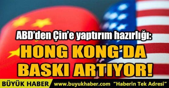 HONG KONG'DA BASKI ARTIYOR!