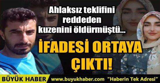 İFADESİ ORTAYA ÇIKTI!