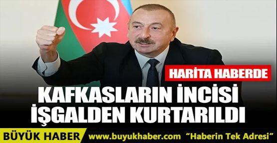 İlham Aliyev: ''Şuşa işgalden kurtarıldı''