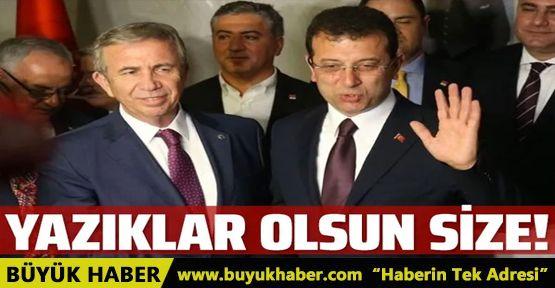 İmamoğlu ve Yavaş Türkiye'ye İngiltere'ye şikayet etti!