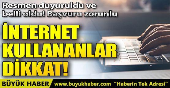 İnternetten bilgilerinin kaldırılmasını isteyenler dikkat! KVKK duyurdu