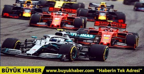 İstanbul Valiliği açıkladı! Yeni Formula 1 kararı