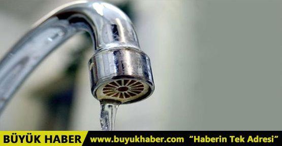 İstanbul'da pazar günü su kesintisi