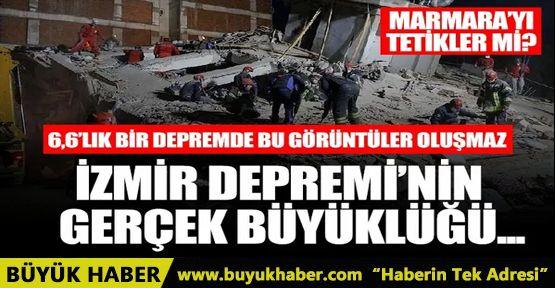 Jeofizik uzmanı Dr. Gündoğdu: Bu tsunami, 6.6 büyüklüğünde bir depremde olmaz