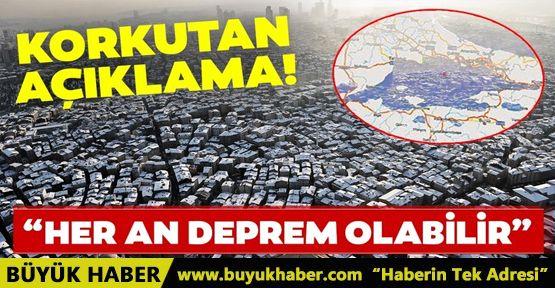 Marmara depremi ile ilgili korkutan açıklama!