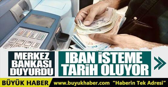 Merkez Bankası duyurdu! Para transferinde yeni dönem