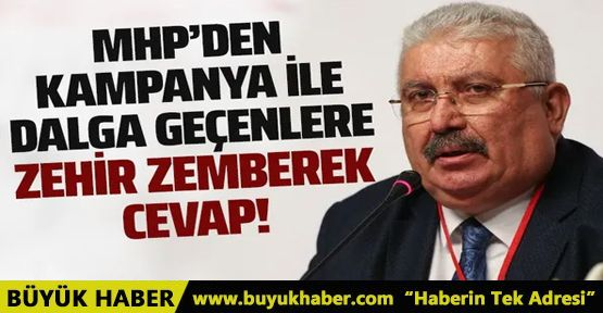 MHP'li Semih Yalçın'dan 'askıda ekmek' kampanyasıyla alay edenlere zehir zemberek sözler