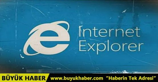 Microsoft, İnternet Explorer'den desteğini çekiyor