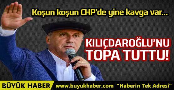 Muharrem İnce'den Kılıçdaroğlu'na yeni salvolar