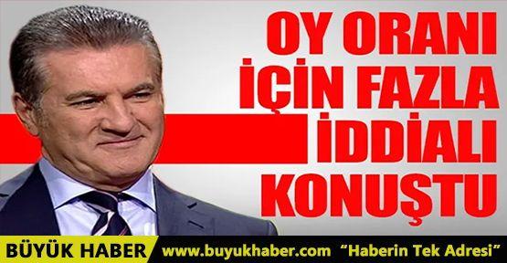 Mustafa Sarıgül oy oranları için iddialı konuştu!