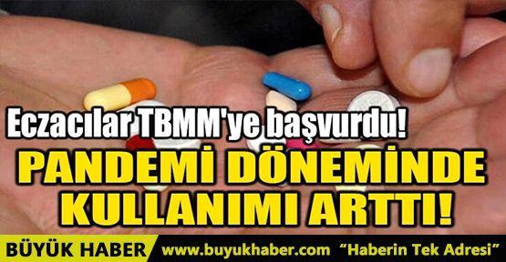 PANDEMİ DÖNEMİNDE KULLANIMI ARTTI!