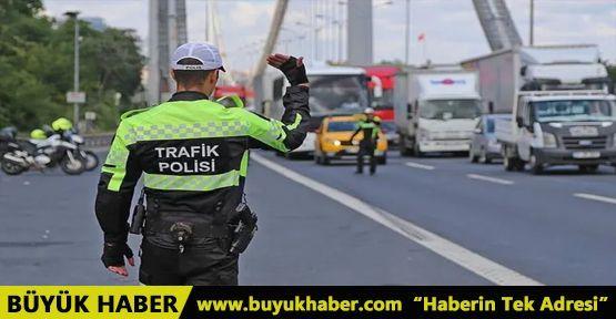 Pazar günü bu yollar trafiğe kapatılacak: İstanbullular bu habere dikkat