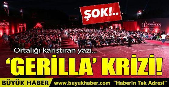 PKK'lı teröristlere alt yazıda 'gerilla' denince kriz çıktı