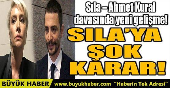 Sıla - Ahmet Kural davasında flaş gelişme!
