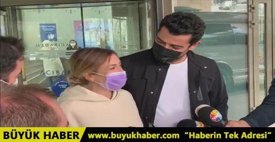 Sinem Kobal ile Kenan İmirzalıoğlu'nun en mutlu günü