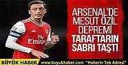 Arsenal taraftarından Mesut Özil için...