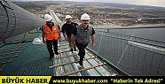 Bakan 1915 Çanakkale Köprüsü üzerinden...
