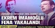 Ekrem İmamoğlu'nun paylaştığı fotoğraf...