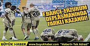 Fenerbahçe, Erzurum deplasmanında farklı...