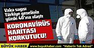 İşte vaka sayısında Ankara'nın 5 katı...