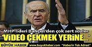 MHP lideri Bahçeli'den CHP lideri Kılıçdaroğlu'na...