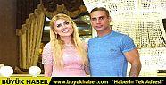 Şarkıcı Doğuş'un gazeteci eşi Xosqedem...