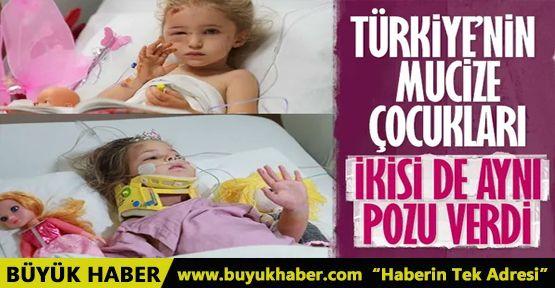 Türkiye'nin mucize çocukları 81 milyona el salladı