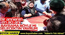 Şehit polis Veli Kabalay, Denizli'de toprağa verildi