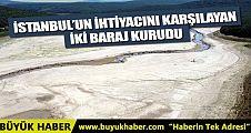 Trakya'daki barajlar kurudu! İstanbul'un su ihtiyacını karşılıyordu