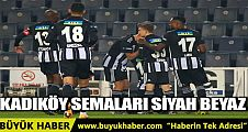 10 kişi kalan Beşiktaş, Fenerbahçe'ye Kadıköy'ü dar etti
