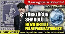 Atatürk'ün Türklüğün sembolü Bozkurt'a olan tutkusu