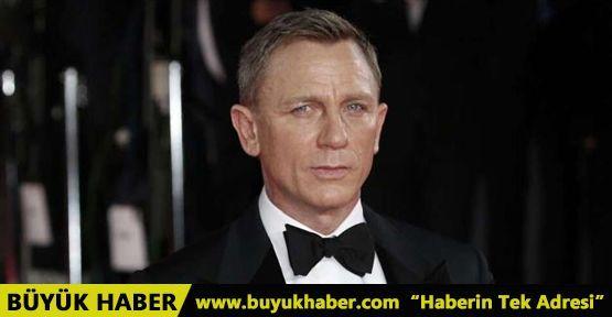 Yeni Bond görücüye çıktı