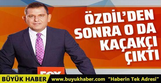 Yılmaz Özdil'den sonra Fatih Portakal'da kaçakçı çıktı!
